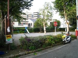 代官山5分、7.7万円 バルコニー側公園の静かな環境☆