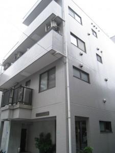 東横線中目黒駅徒歩10分の外観が綺麗なマンションです!